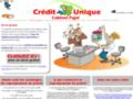 Le crédit unique pourvous simplifier vos crédits