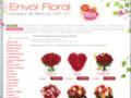 Livraison de fleurs à domicile , fleuriste en ligne