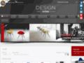 Design icône: spécialiste de la vente en ligne de mobilier design et d'objets de décoration