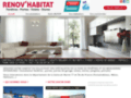 Menuiserie : Rénov'Habitat à Vaux le Penil (77)