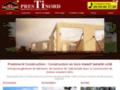 Construction : Prestinord à Neuville Saint Rémy (5
