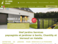 Paysagiste : Stef Jardins Services à Verneuil en H
