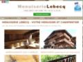 Menuiserie : LEBECQ Yves à Gresy sur Isère (73)