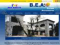 Construction : BEA BATI à Castagniers (06)