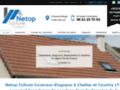 Toiture : NETOP à Chelles (77)