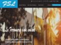 Ferronnerie : FSL à Peypin (13)