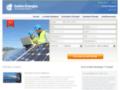 Etude Instalation panneaux photovoltaïques
