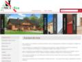 Construction - Maison en bois à prix dégriffé