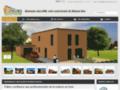 Alençon maisons bois : maisons BBC dans l'Orne