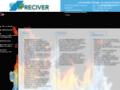 Neoceram, verre cheminée haute resistance - Preciver Activités
