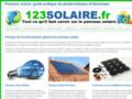 123solaire le guide du panneau photovoltaique