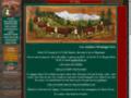 Art, tradition Suisse, poyas sur bois peinture. Peintre  de poya