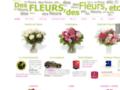 Des fleurs, des fleurs etc...
