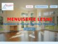 MENUISERIE LESNE - Entreprise menuiserie Langueux