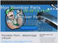Urgence plombier  Paris 19